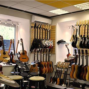 Музыкальные магазины Краснознаменска