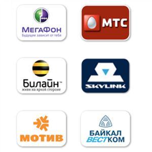 Операторы сотовой связи Краснознаменска
