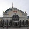 Железнодорожные вокзалы в Краснознаменске